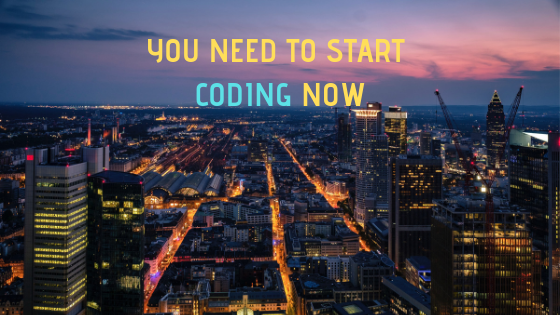Coding Is The Most Blissful Job And Why You Care?